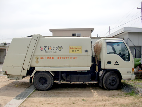 BDF清掃車