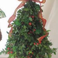 ミニクリスマスツリーを作ろう!