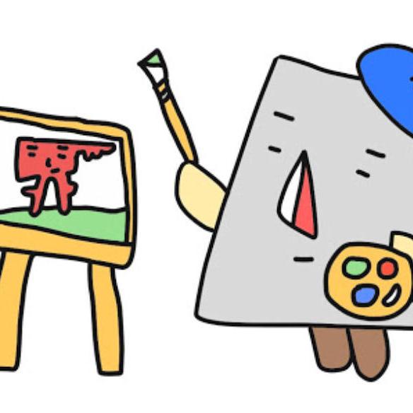 「描いちゃお!うべの彫刻2018」作品展