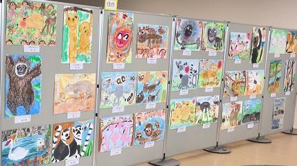 第65回山口県児童・幼児動物画コンクール