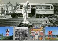 炭都探訪1955-1975 石炭×彫刻〜未来へのモニュメントのかたち〜