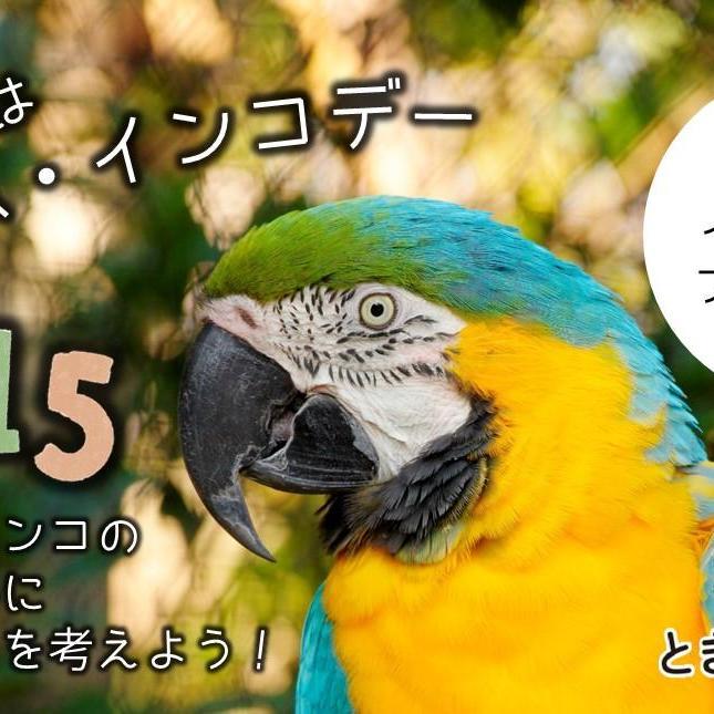 オウム・インコデー特別イベント