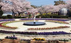 花いっぱい運動記念ガーデン