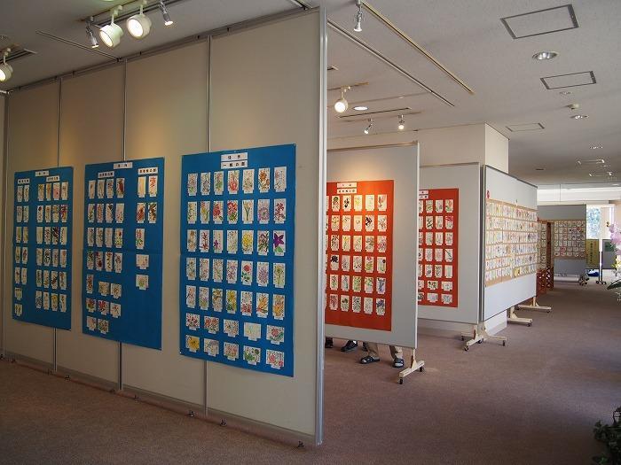 花の絵手紙大賞作品展 (3).jpg