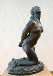 荻原守衛「女」1910
