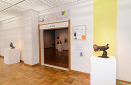 戦後日本を代表する具象彫刻家 柳原義達デッサン展